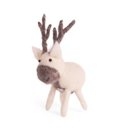 Gry&Sif Standing Reindeer S