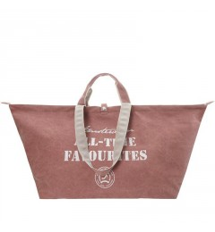Logo shopper L-wash.-rose