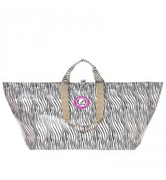 ATF Logo Shopper Zebra