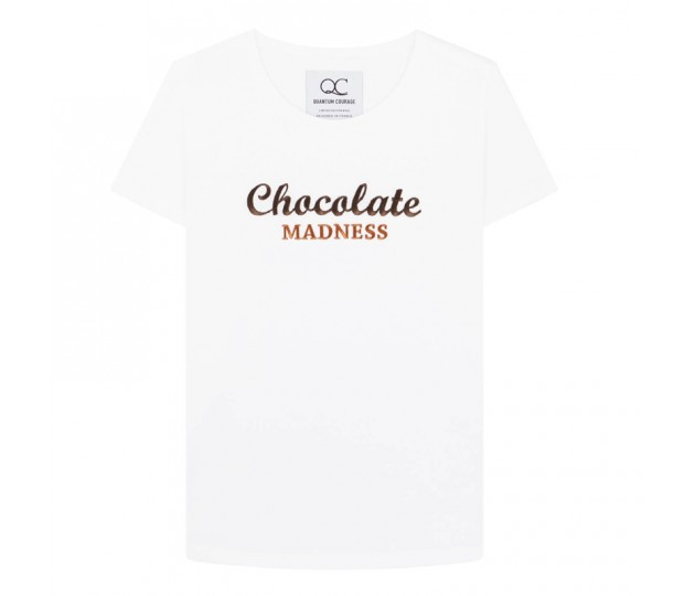 QUANTUM COURAGE Chocolate Madness T-shirt