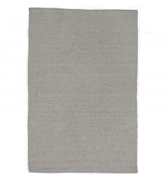 LIV cotton rug, HERRINGBONE 60x90