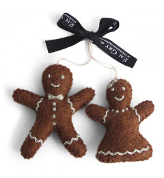 ÈnGry&Sif Gingerbread Man&Woman