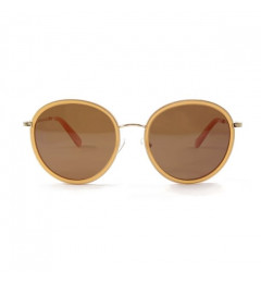 Hart and Holm Trieste Solbrille gold