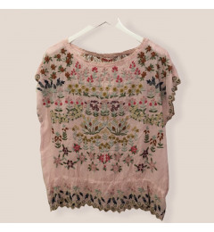 Johnny Was Anemone blouse