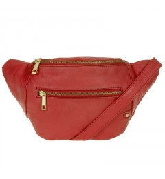 DP Bum Bag Red