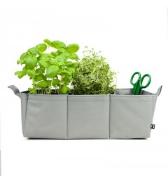 NF HERBIE plant bag, grey