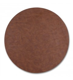 Stuff Placemat round brown