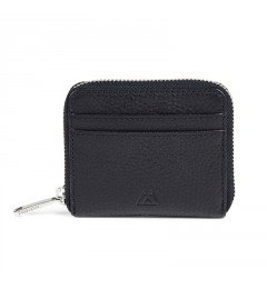 Markberg Harper Wallet Grain, Black