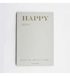 Bondep Happy Note