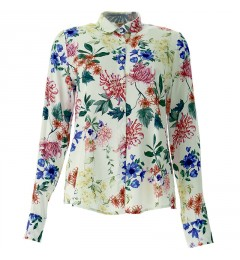 Rifle Shirt flower
