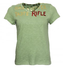 Rifle Life t-shirt med print
