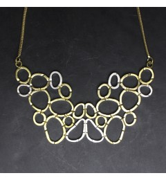Resa L. N.circle necklace