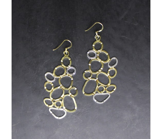 Resa L. N.circle Earrings big